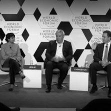 Reconocimiento facial y anillos de pago, los temas del reciente Foro Económico Mundial