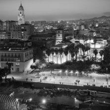 Málaga, arte inscrito en el Mediterráneo