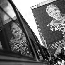 Gabo y los 'rolos': amor de lejos, pero amor real