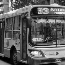 El fantasma de la Linea 93, un cuento de Amelia Beatriz Bartozzi