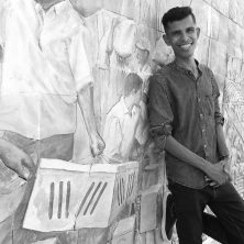 Naiver Urango: «Escribir al margen de las combustiones»