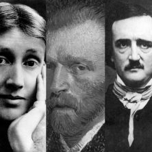 Arte, lucidez y locura en tres mentes geniales: Woolf, Van Gogh y Poe