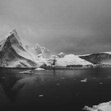 El hombre congelado, un cuento de Elkin García