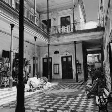 El viejo de la feria, un relato de Federico Serralta