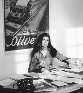 Susan Sontag. Escritora y guionista estadounidense. 1933-2004     guionista estadounidense. 1933-2
